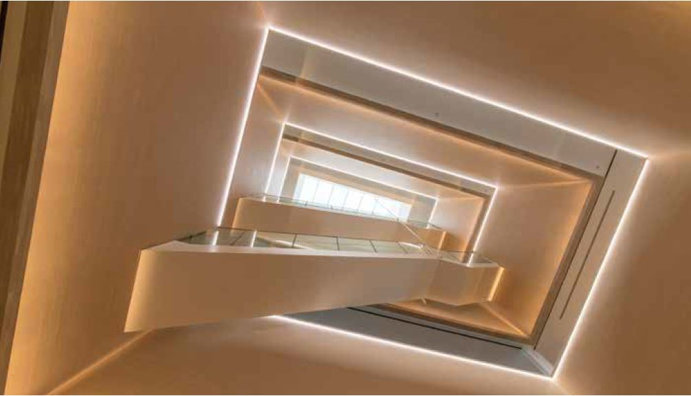 Office Interior Ligting