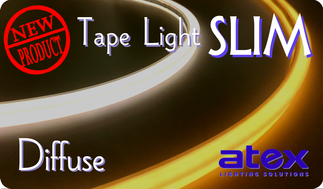 Tape Light Slim Diffuse